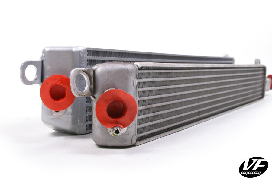 M3 oil cooler