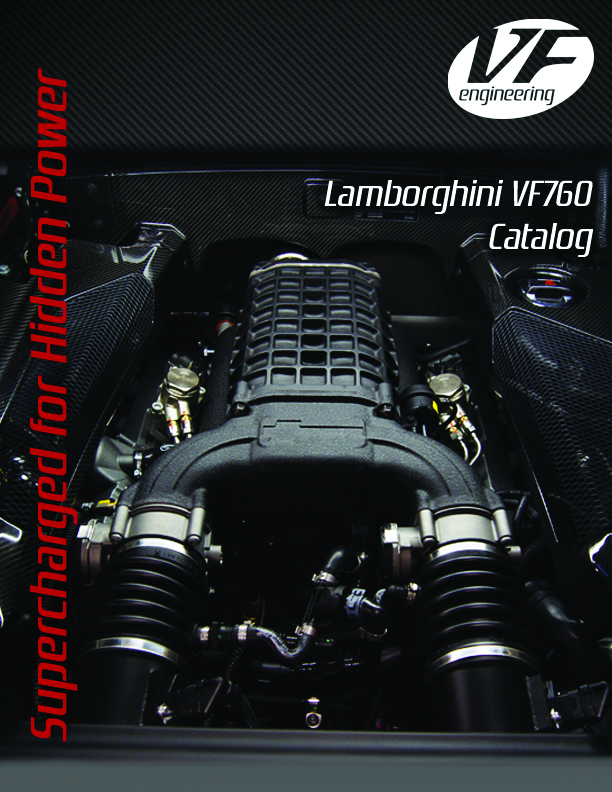 Gallardo supercharger brochure