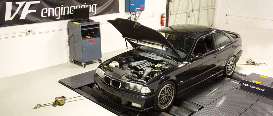 VF E36 Supercharger Valentines Sale