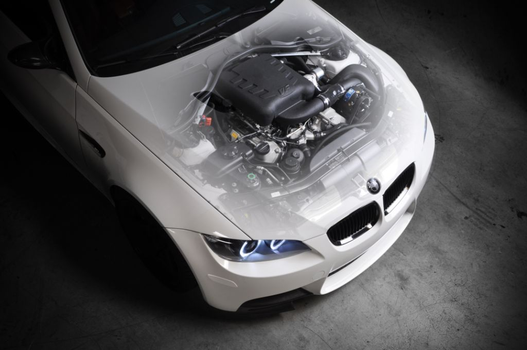 Tuned BMW supercharged M3
