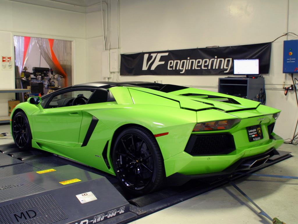 Top 5 Tuned Aventador