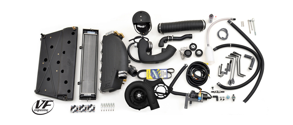 Vf Engineering Supercharger Systems For Audi Bmw